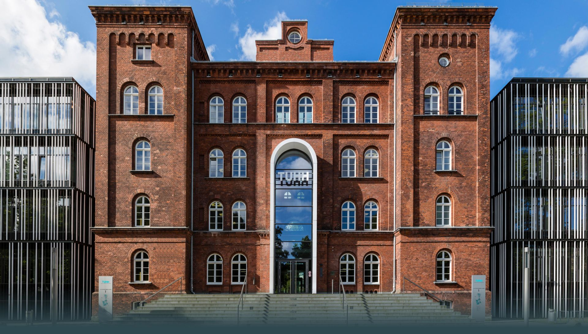 TUHH Hauptgebäude